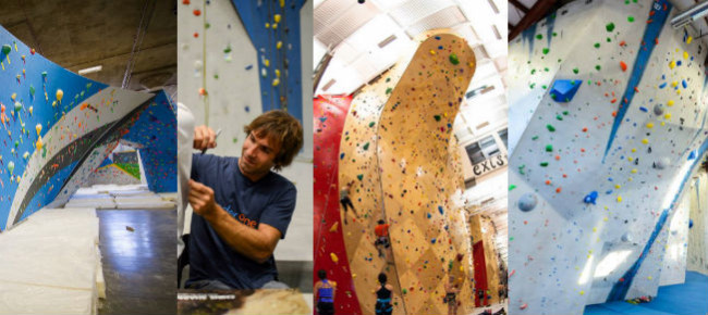 Photo: Dog Patch, Sender One, Brooklyn Boulders, Central Rock.