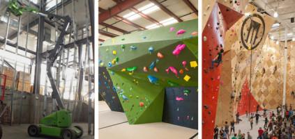 2014 Climbing Gyms & Trends