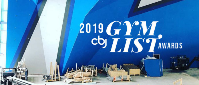 2019 CBJ Gym List Awards