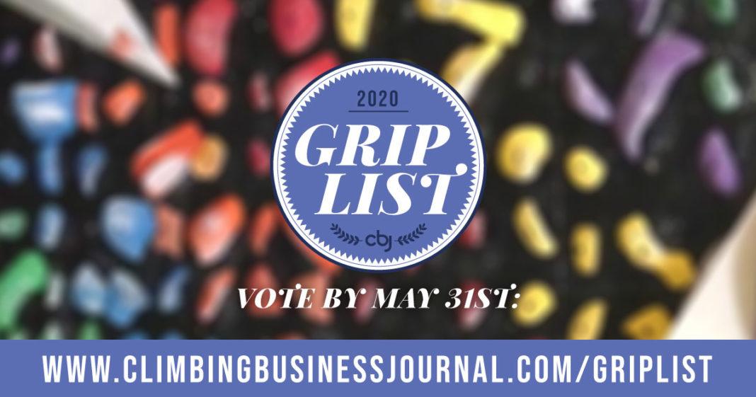 CBJ Grip List 2020 Survey