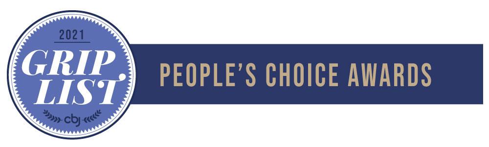 2021 Grip List People's Choice awards banner