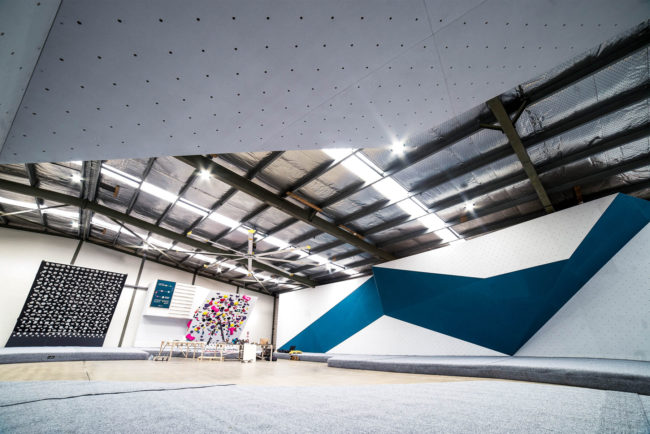 Behind the Desk with Jack Masel: the training area at 9 Degrees Waterloo.