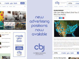 Advertise with CBJ it works!