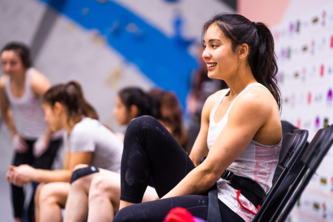 Alannah Yip qualifying for the Tokyo 2020 Olympics