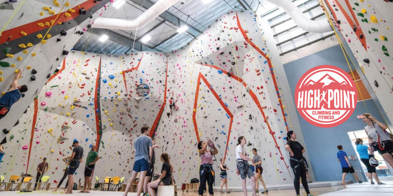 climbers in High Point Huntsville