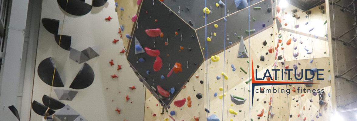 Latitude Climbing + Fitness