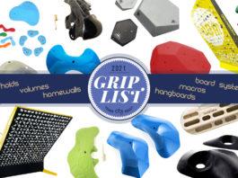 CBJ Grip List 2021 Awards