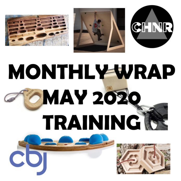 Training Equipment: CHNR May Wrap