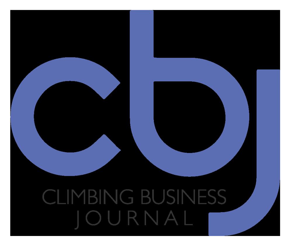 Climbing Business Journal logo