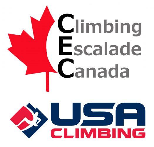 CEC and USAC logos