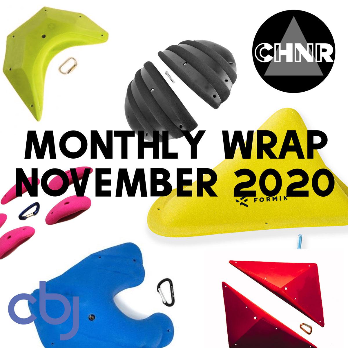 CHNR November Grips Wrap