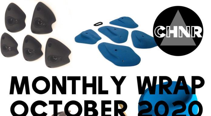 CHNR October Grips Wrap