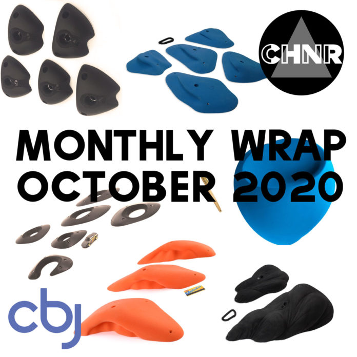 CHNR October Grips Wrap