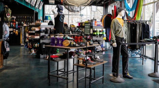 Behind The Closures with Hannah Mosier - Climb Tulsa's gear shop