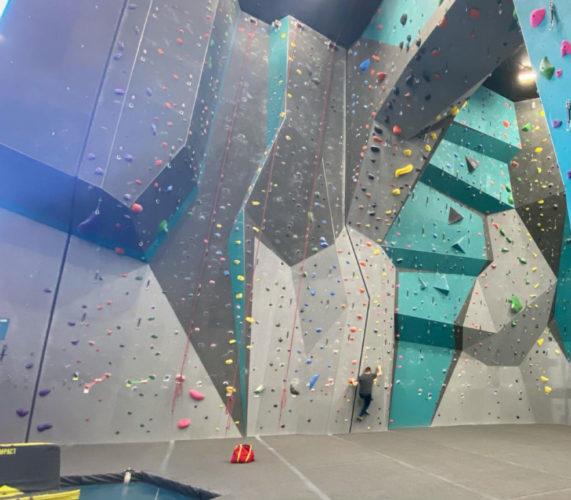 Behind The Closures with Hannah Mosier - Climb Tulsa's walls