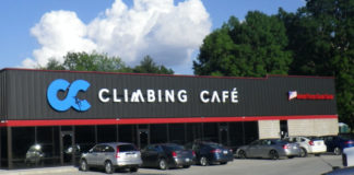 Climbing Cafe Terre Haute Indiana