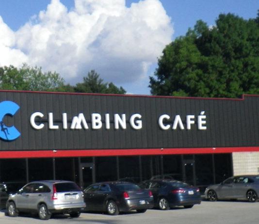 Climbing Cafe Terre Haute Indiana