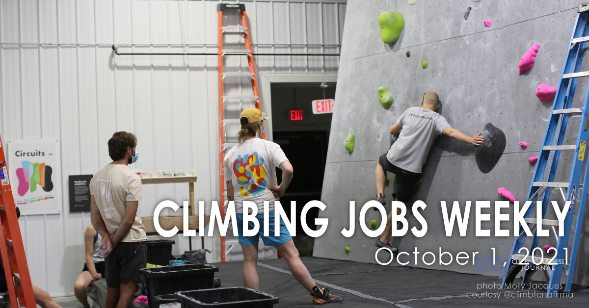 climbing and forerunning at Terra Firma in Grand Rapids MI