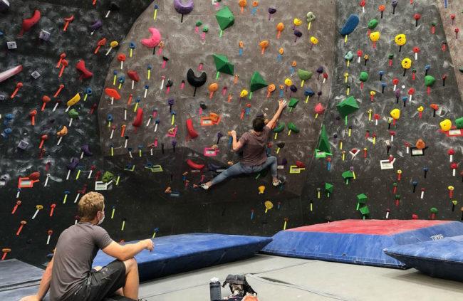 NH Climbing & Fitness