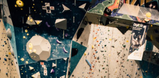 Competition and community behind the desk at CityROCK in Colorado Springs, CO