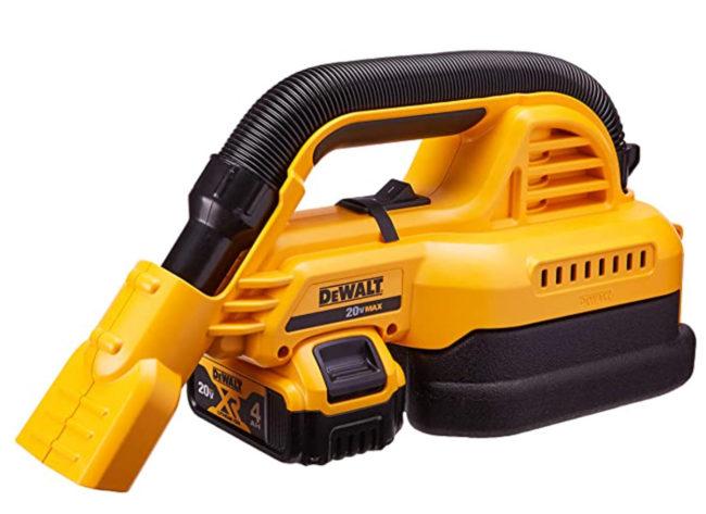 DeWalt vacuum