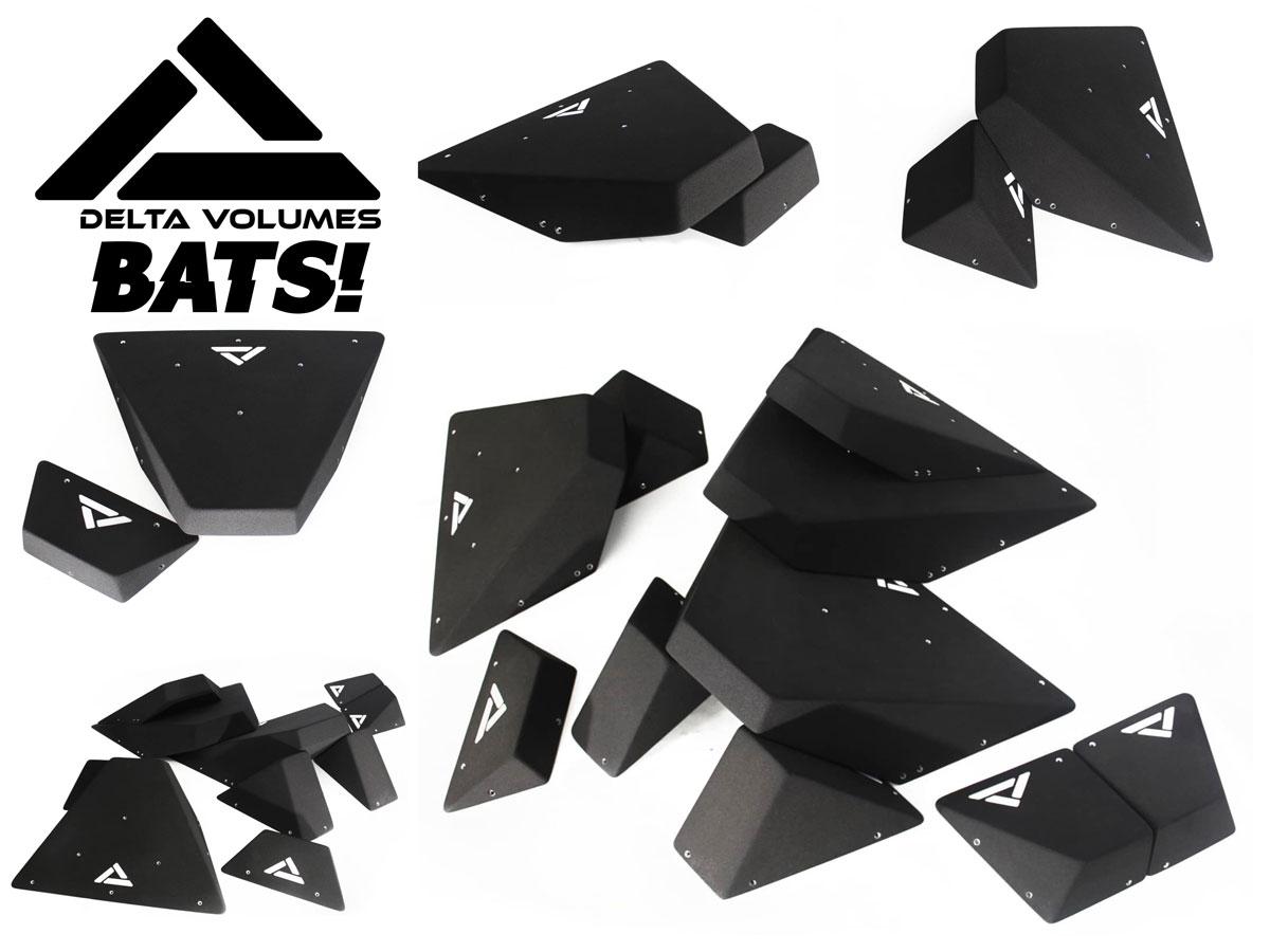 Bats from Delta Volumes