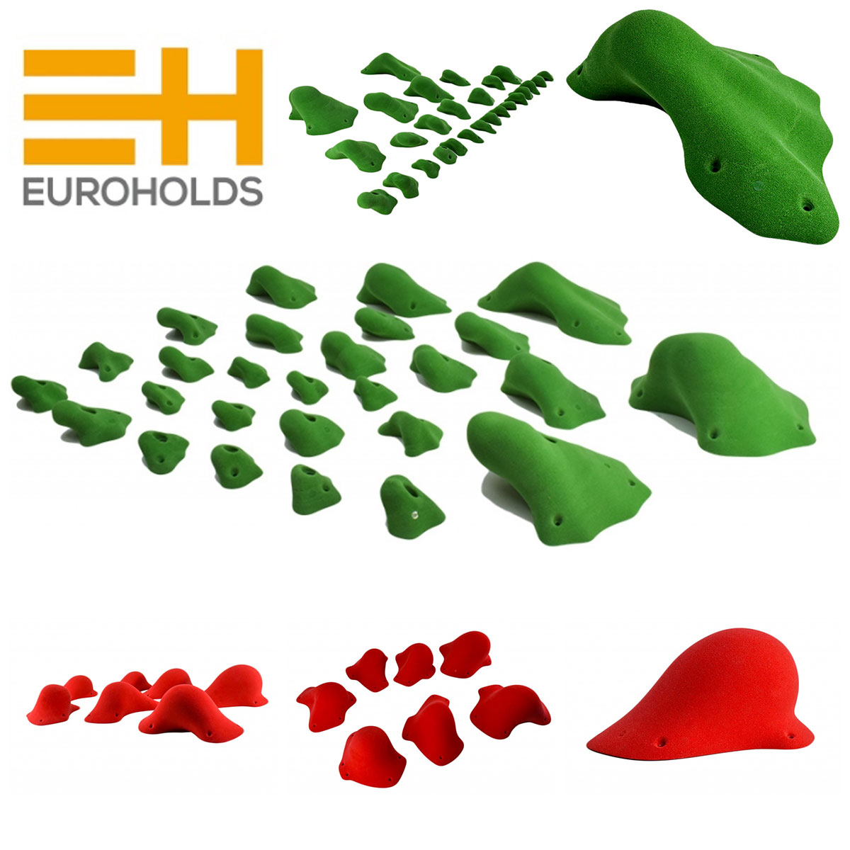 Grips from Euroholds with the new Fibertech technology