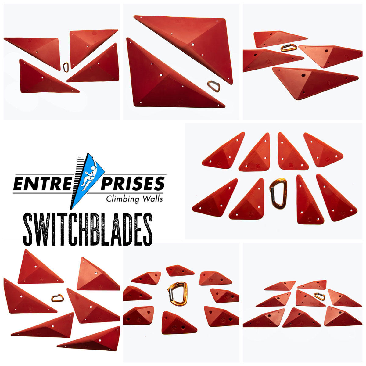 Switchblades from Entre-Prises