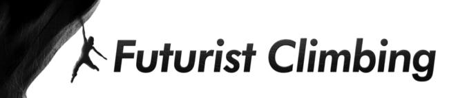 Futurist Climbing Logo