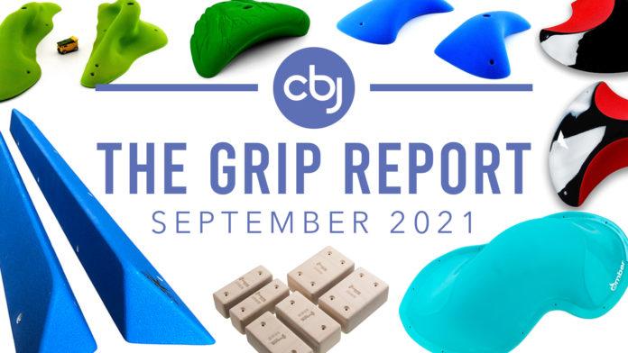 The Grip Report: September 2021