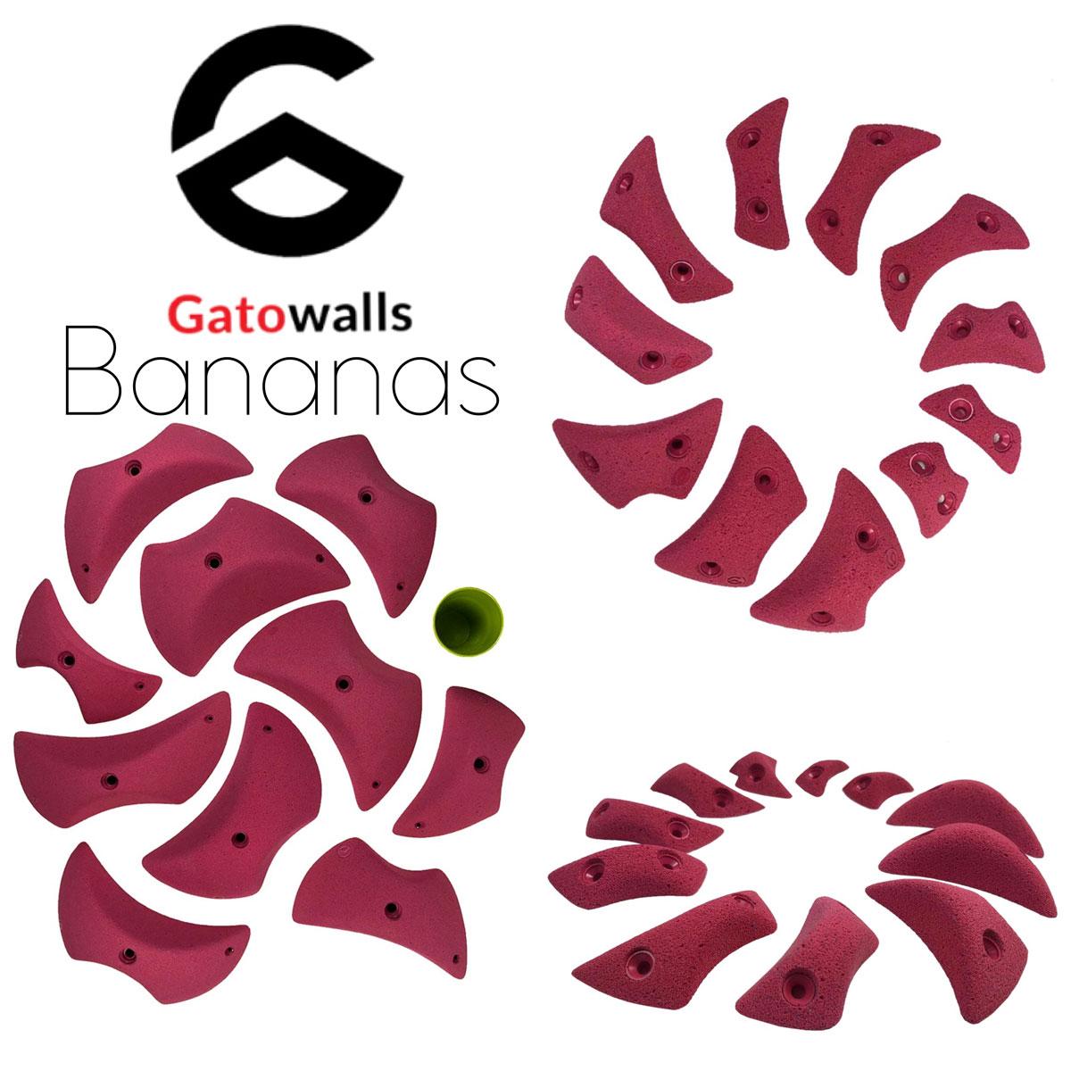 Gatowalls' Banana pinches
