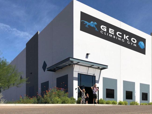 Gecko Climbing Gym in Phoenix
