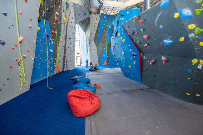 Behind the Closures with Don Campbell - a look inside Gemstone Climbing shortly after the gym first opened in 2017.