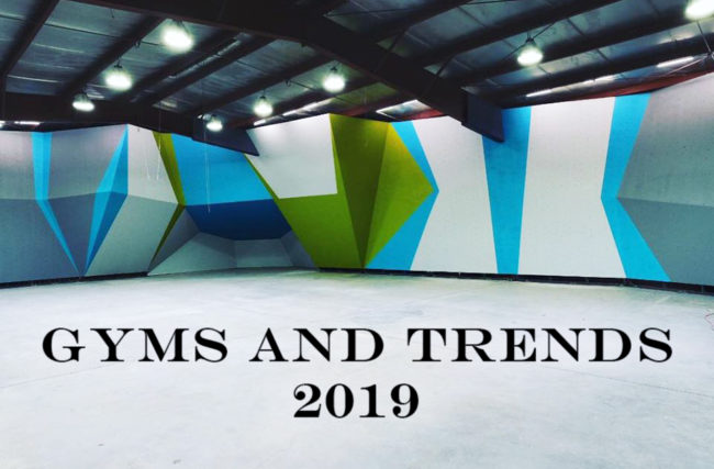 Climbing Gyms and Trends 2019 - Ascend Youngstown