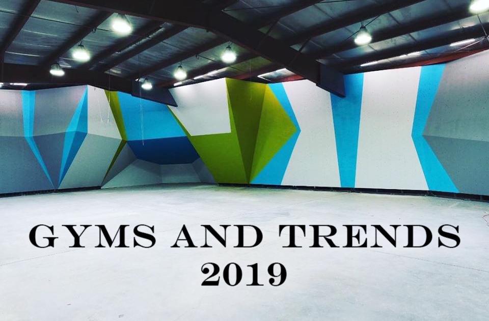 Climbing Gyms And Trends 2019 Climbing Business Journal