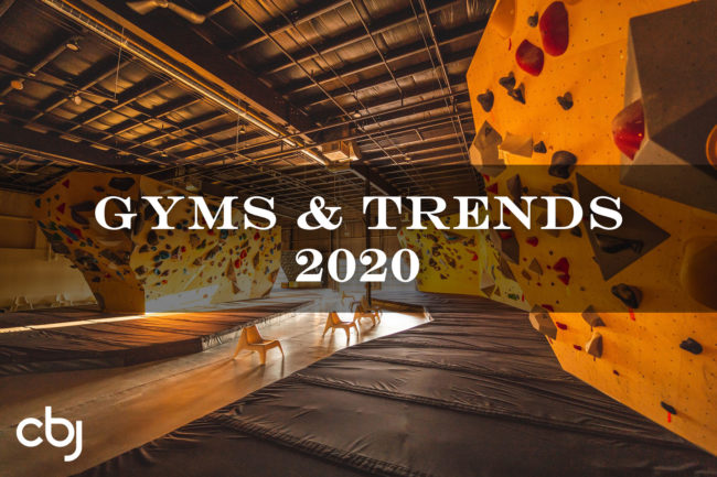 Climbing Gyms and Trends 2020