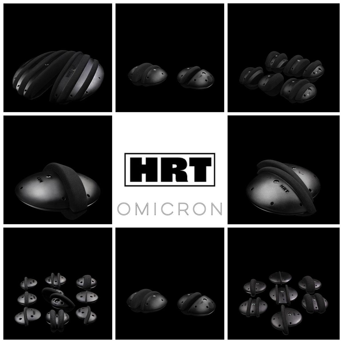 HRT's technical Omicron line by Dario Stefanou