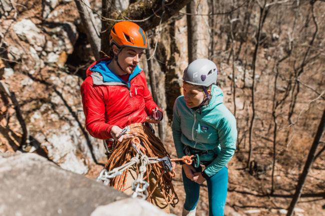 High Point gym to crag trip