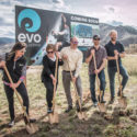 Evo  Breaks Ground in Golden