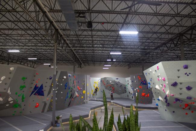 Iron City Boulders gym