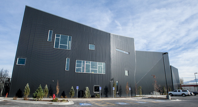 The outside of the new Front expansion. Photo: Lucid Images
