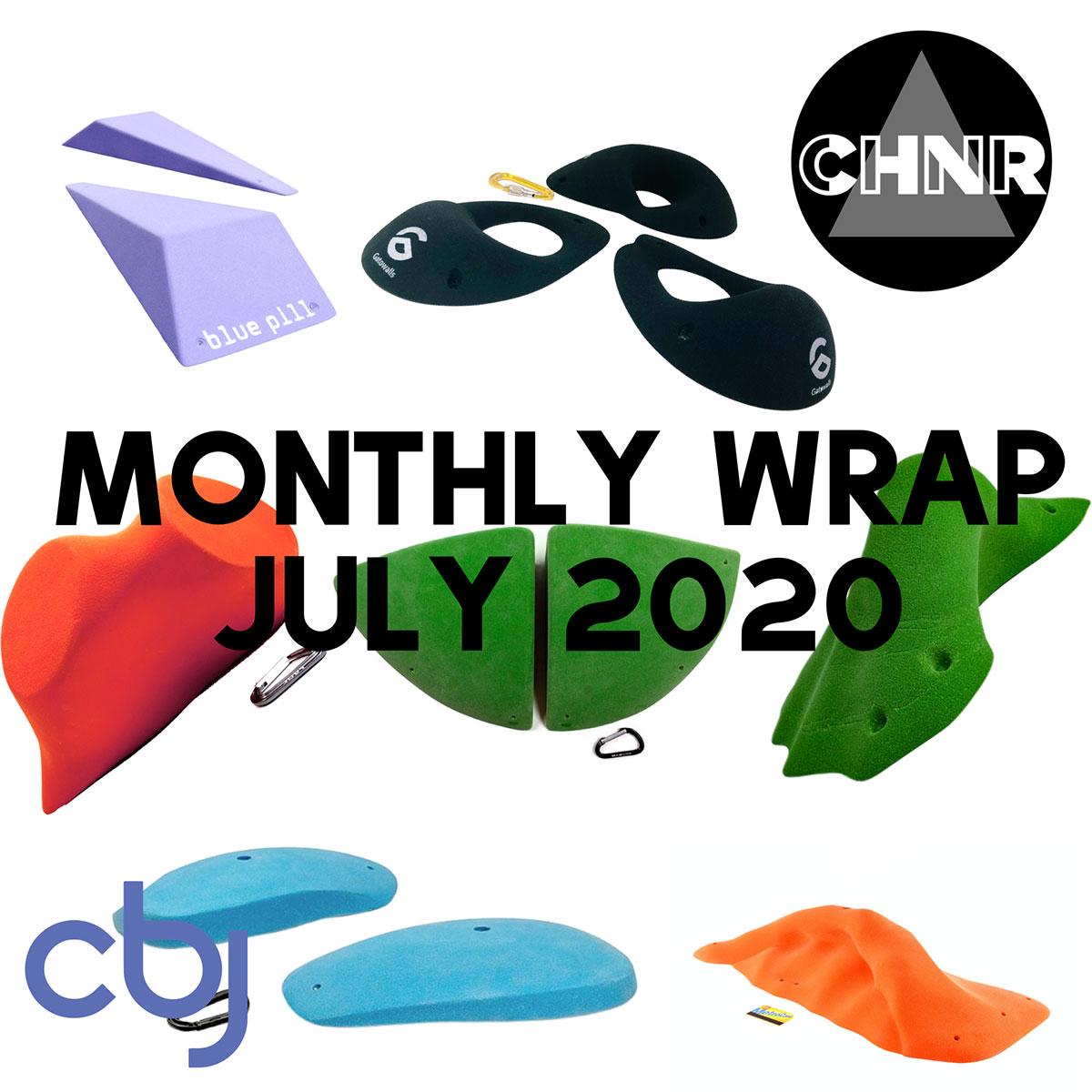 CHNR July Grips Wrap