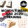 CHNR June Wrap Training Equipment
