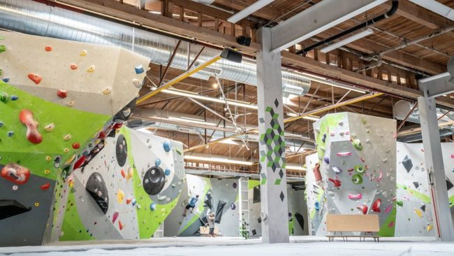 Climbing Gyms and Trends 2019 - Movement RiNo