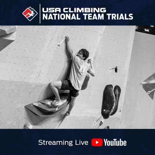 National Team Trials streaming live on YouTube
