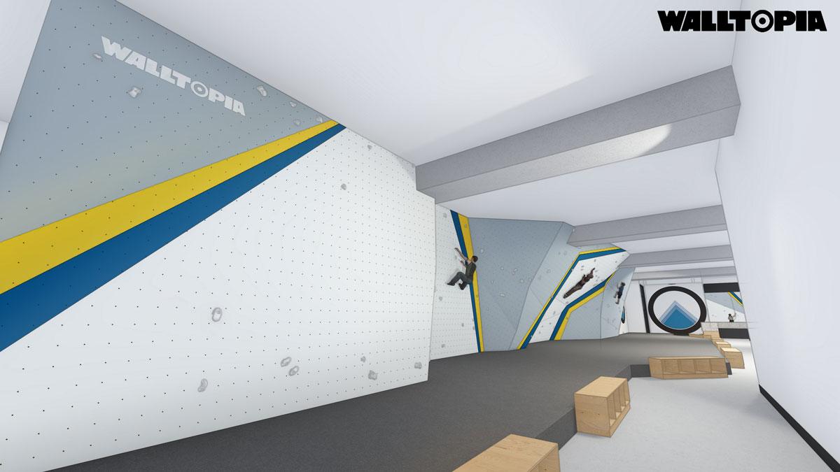 image of Odyssey Climbing + Fitness