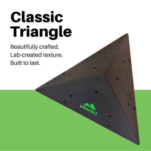 Plantd's Classic Triangle volume
