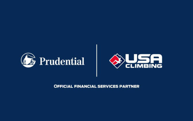 USA Climbing and Prudential, a Fortune 500 company