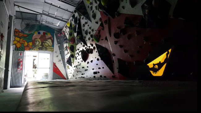 Another look inside Realization Escalada.