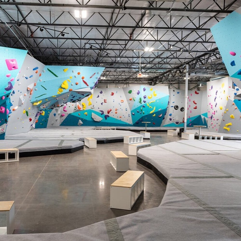 Rock Solid Climbing Gym
